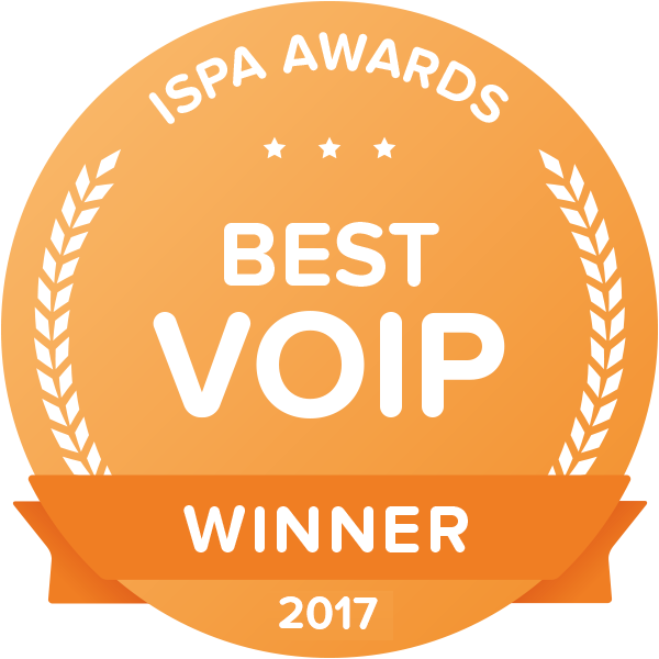 ISPA Winner - Best VoIP 2017