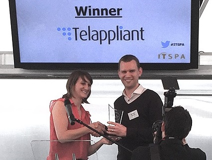 telappliant winners itspa awards 2016